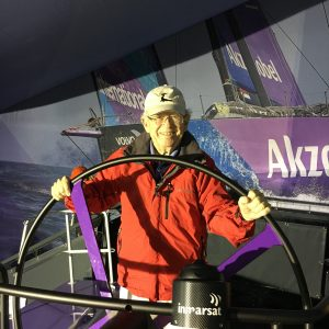 Co-Commodore Don Weaver